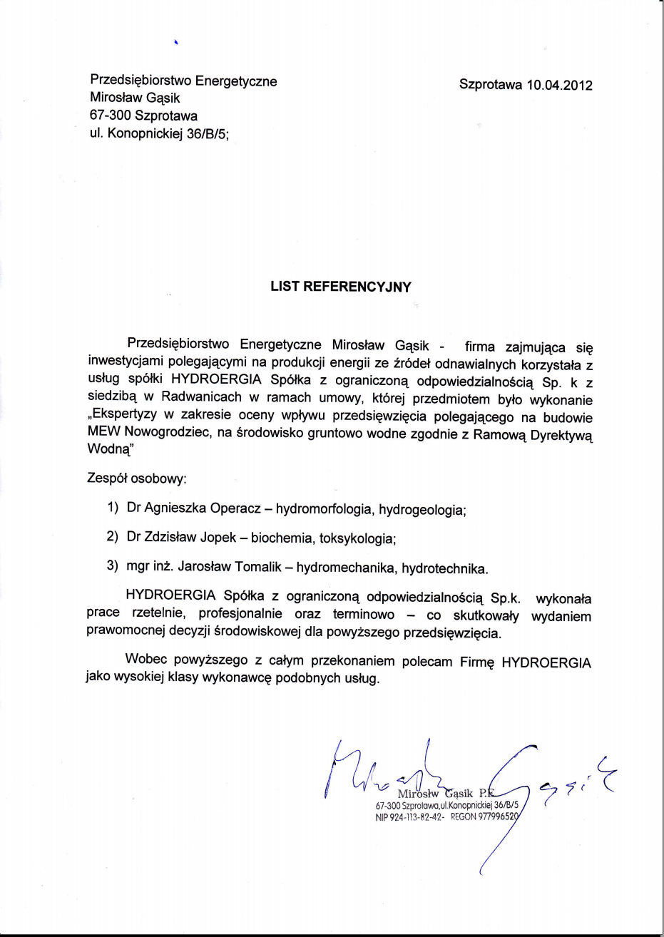 MEW Nowogrodziec